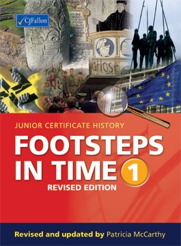 Footsteps in Time (Vol. 1 and 2) Revised Edition