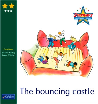 The bouncing castle