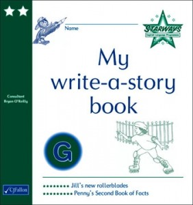 My write-a-story book G