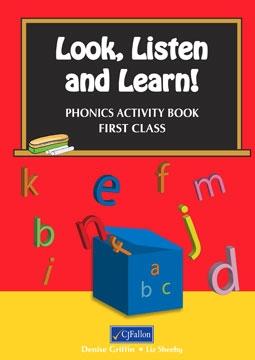 Look Listen And Learn First Class Cj Fallon