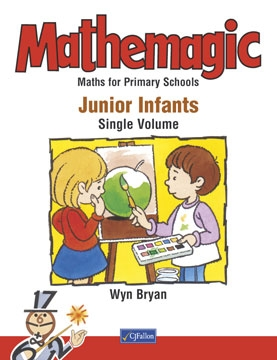 Mathemagic - Junior Infants Single Volume