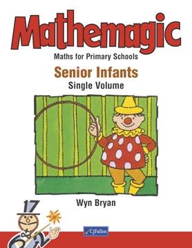 Mathemagic - Senior Infants Single Volume