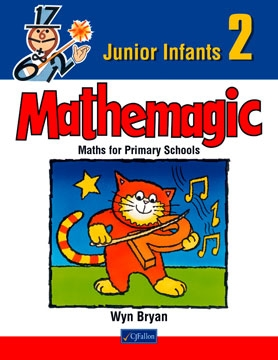 Mathemagic - Junior Infants 2