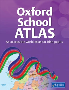 Oxford School Atlas (CJ Fallon)