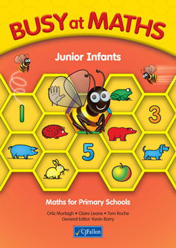 Busy at Maths - Junior Infants