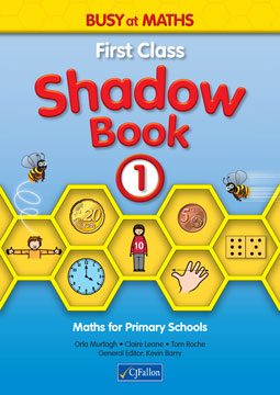 Busy at Maths 1 - First Class Shadow Book