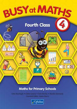 Busy at Maths 4 - Fourth Class