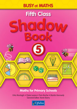 Busy at Maths 5 - Fifth Class Shadow Book