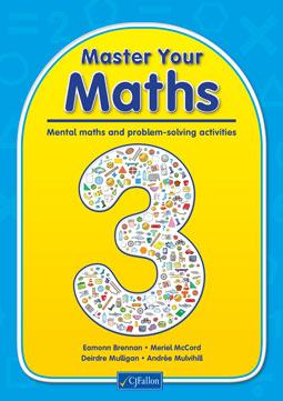 Master your maths 3 cj fallon master your maths 3 malvernweather Gallery