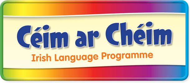 Céim ar Chéim - App Support Mast Image