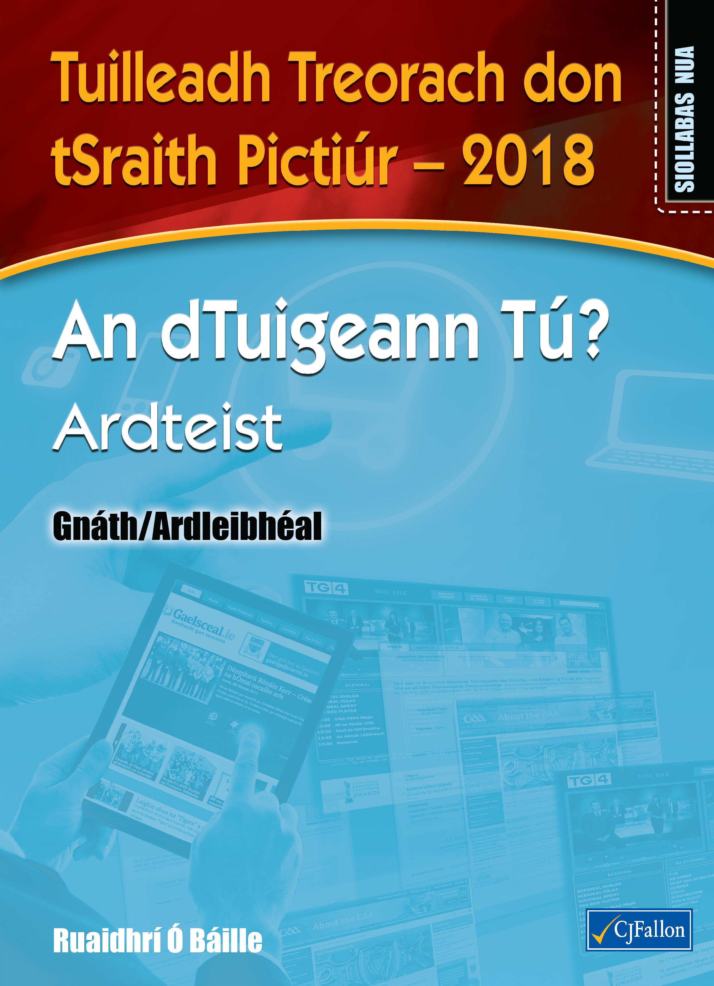 Tuilleadh Treorach don tSraith Pictiúr – 2018