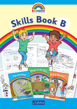 Rainbow - Skills Book B