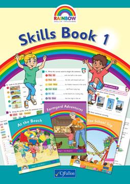 Rainbow - Skills Book 1