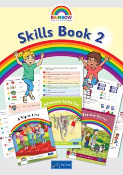 Rainbow - Skills Book 2