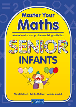 Master your Maths - Senior Infants