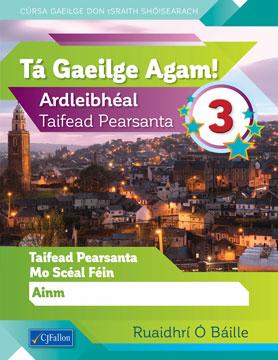 Tá Gaeilge Agam! 3 - Taifead Pearsanta