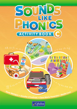 Sounds Like Phonics – Activity Book C