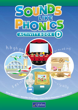 Sounds Like Phonics – Activity Book D