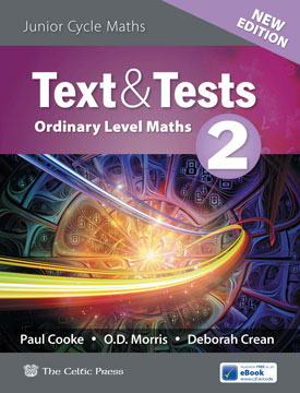 Text & Tests 2 – Ordinary Level (New Edition)
