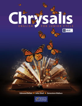 Chrysalis – English for Junior Cycle (Pack)