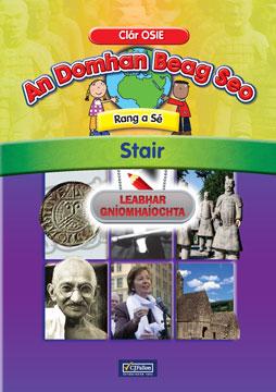 An Domhan Beag Seo – Rang a Sé – Stair Leabhar Gníomhaíochta